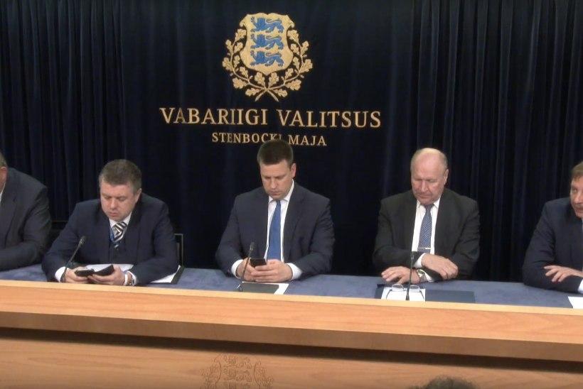 VIDEO | Reinsalu: riigikogu lipuarutusel läks asi mitte üks kord, vaid mitu korda üle võlli