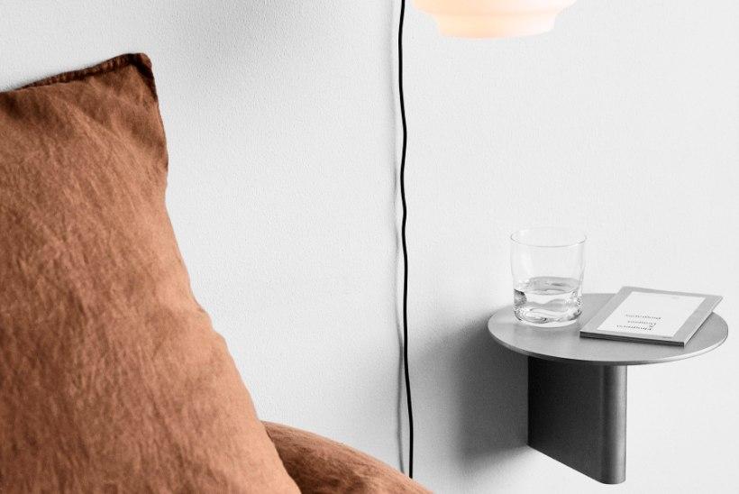 Maailma praktilisim mööbliese on selgunud! Selleks on väikene seinariiul
