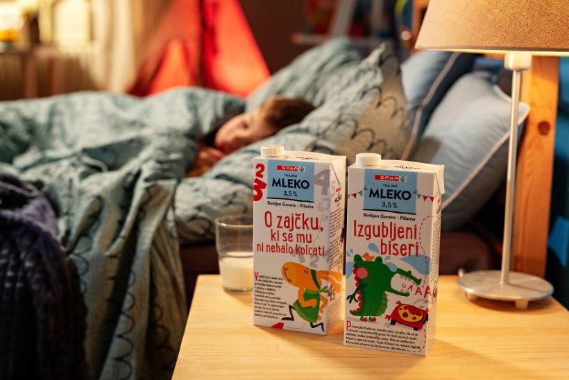 Hea eeskuju? Piimapakiraamatud utsitavad sloveene lugema