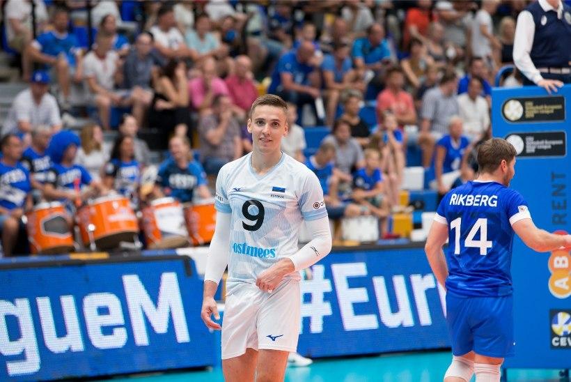 VÄGEV! Eesti võrkpallikoondislane liitub maailma tippklubiga!