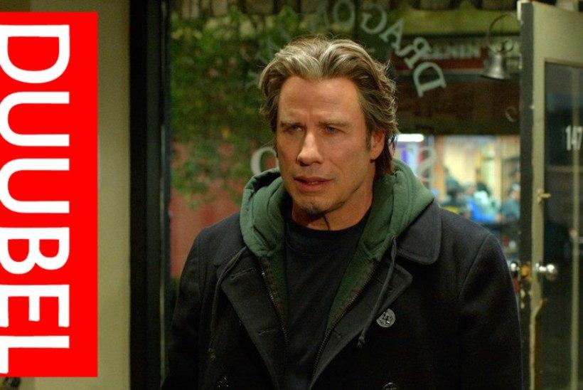"""FILMISAADE """"DUUBEL""""   John Travolta, miks sa niivõrd paljudes halbades filmides üles astud?"""