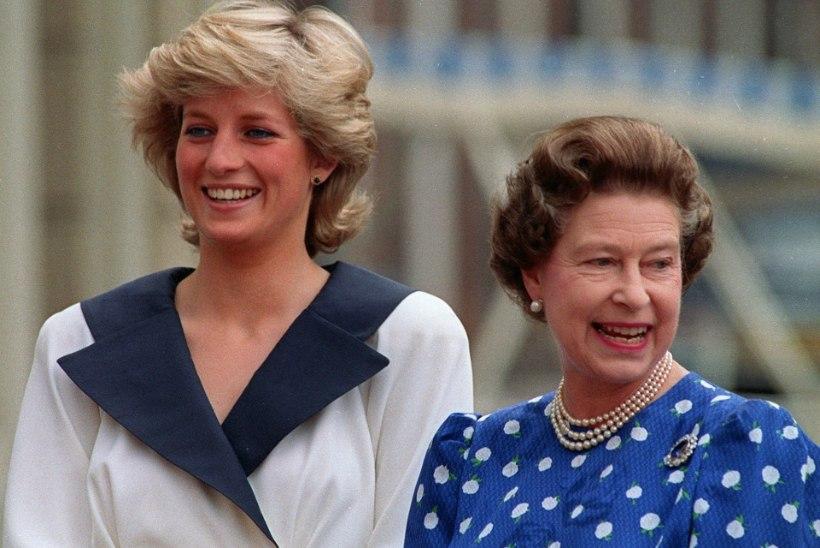 KURB: loe, kuidas mässumeelne printsess Diana kuninganna südame kord murdis!