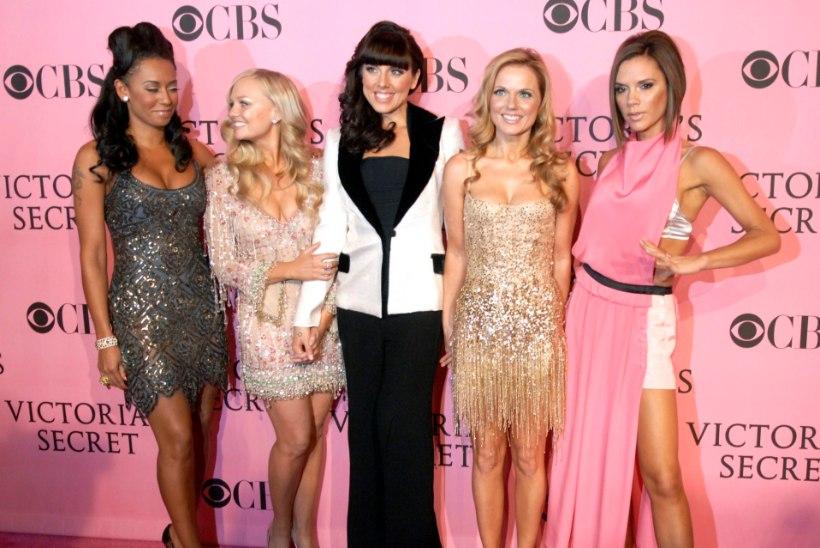 Spice Girlsi liikmetest saavad superkangelased