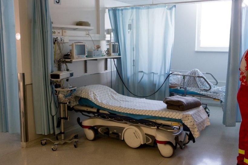 Kaks Tallinna haiglatöötajat ja haiglas viibinud väikelaps haigestusid leetritesse