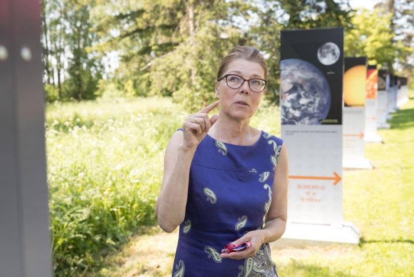 Eesti teadlased vaatavad kosmosest, kuidas kasvab rohi, kerkib maja ja millised alad on tuleohtlikud
