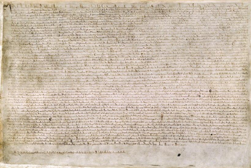 MINEVIKUHETK | 15. juuni: Magna Carta piiras Inglise monarhide võimu