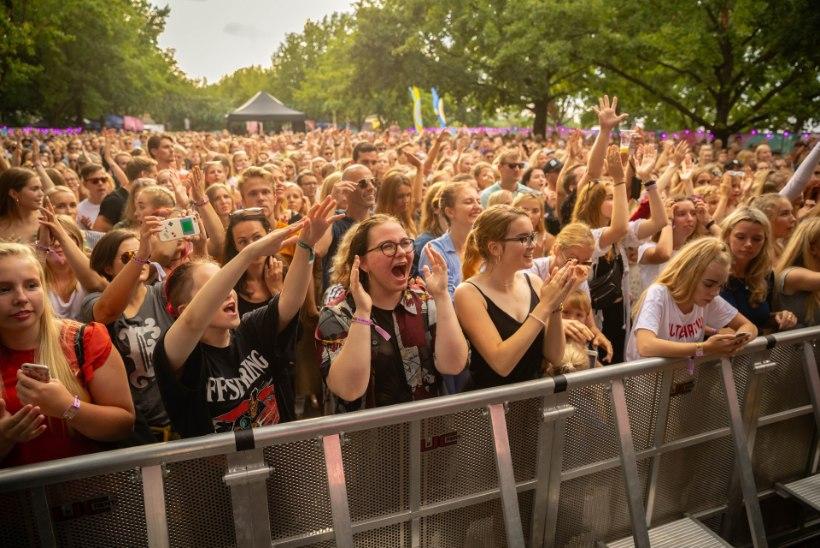 Tallinn Spotita ei jää! Sweet Spot festivali asemel toimub pealinnas suvel Spot On festival