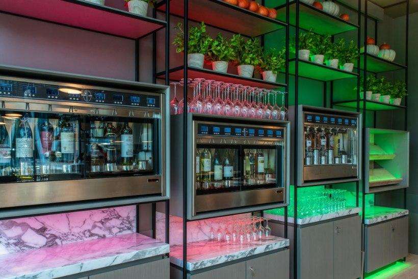 TÜKIKE ITAALIAT TALLINNAS: Ristorante Flavore avab uksed