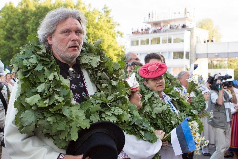 Dirigent Lauri Breede: Stig Rästa looming võiks ükskord kõlada ka suurel laulupeol