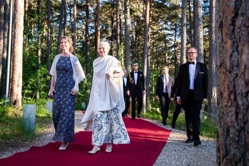 GALERII I Taani kuninganna auks korraldati galaõhtusöök Arvo Pärdi keskuses