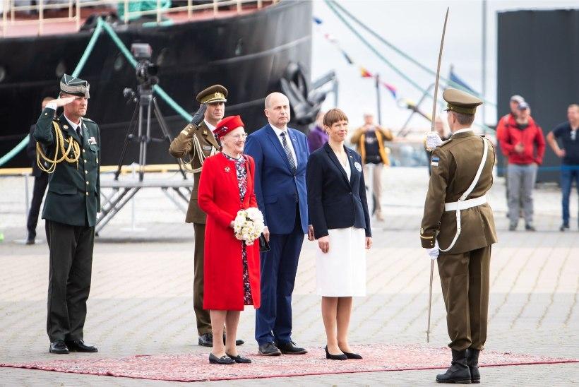 President Kaljulaid: Eesti ja Taani inimesed on tihedalt seotud igal elualal