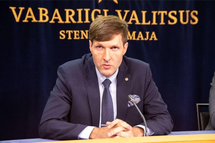 Martin Helme: valitsuse positsioon ei andnud mulle voli ESM-i reformi blokeerida