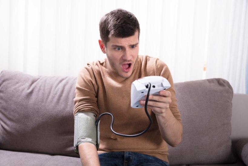 Kas kõrge vererõhuga tohib trenni teha?