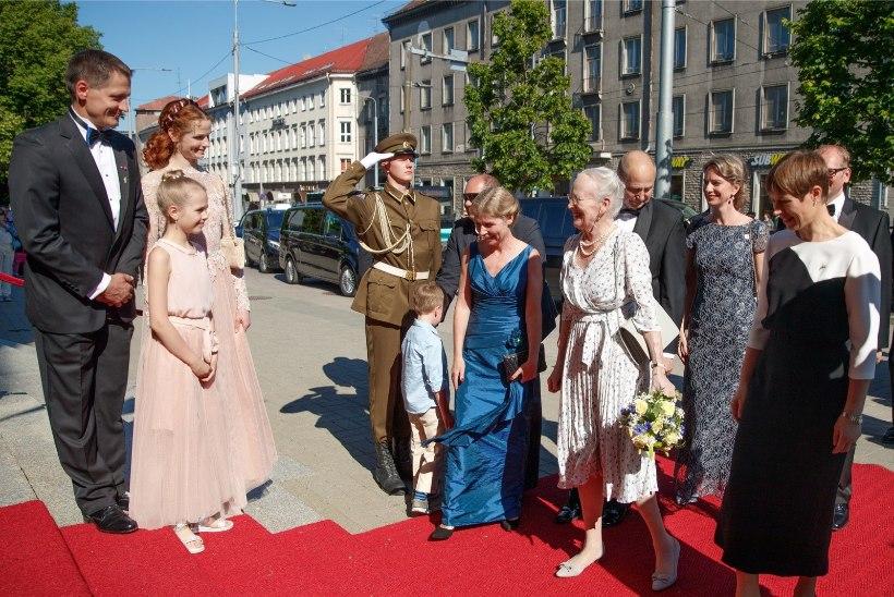 GALERII | Kuninganna auks korraldatud galakontserti väisasid nii presidendid kui ka teised kõrged külalised