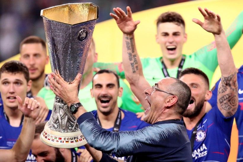 AMETLIK! Chelsea Euroopa Liiga võiduni tüürinud itaallasest sai Juventuse uus peatreener