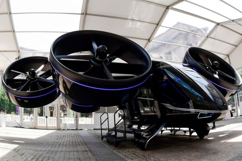 Uberi lendtakso stardib 2023. aastal Melbourne'is
