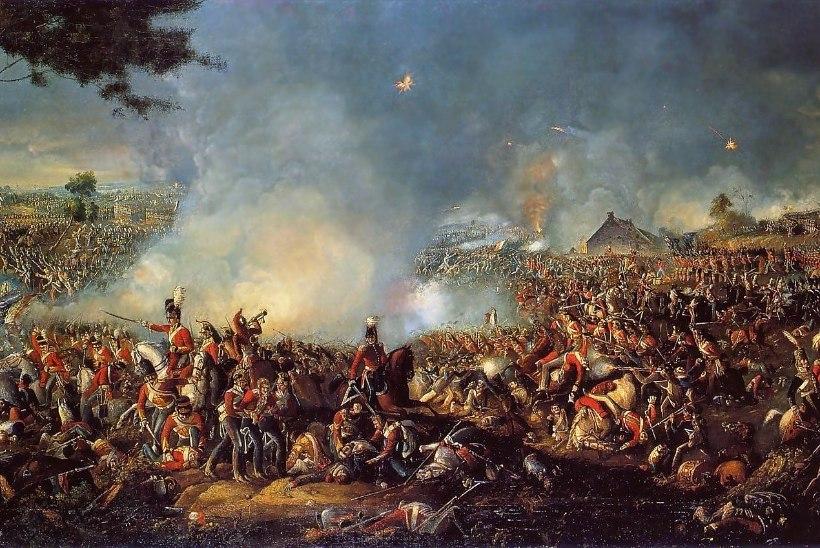 MINEVIKUHETK | 18. juuni: Napoleon sai Waterloo lahingus lüüa
