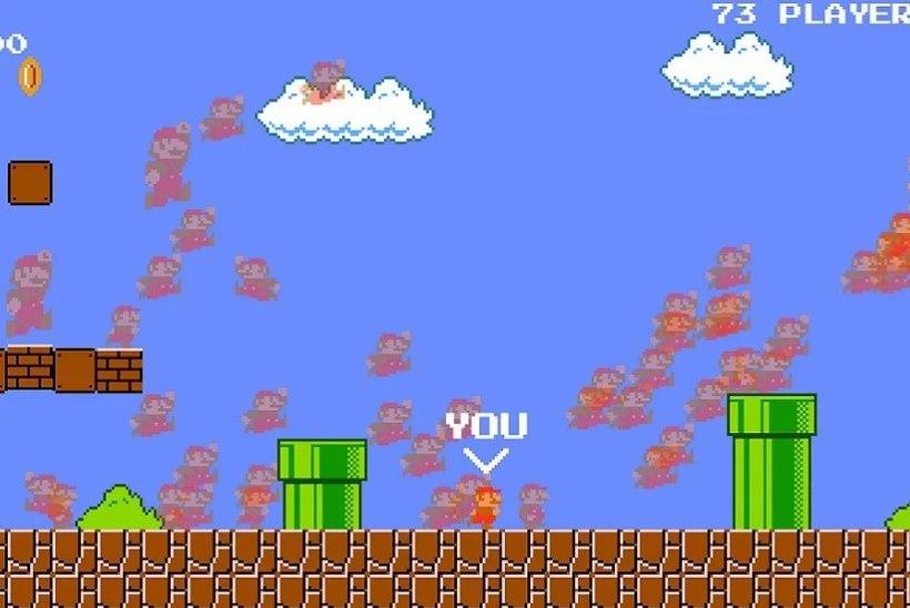 """PROOVI SINAGI! """"Super Mariost"""" on tehtud battle royale teos, mida saad kohe mängima hakata"""