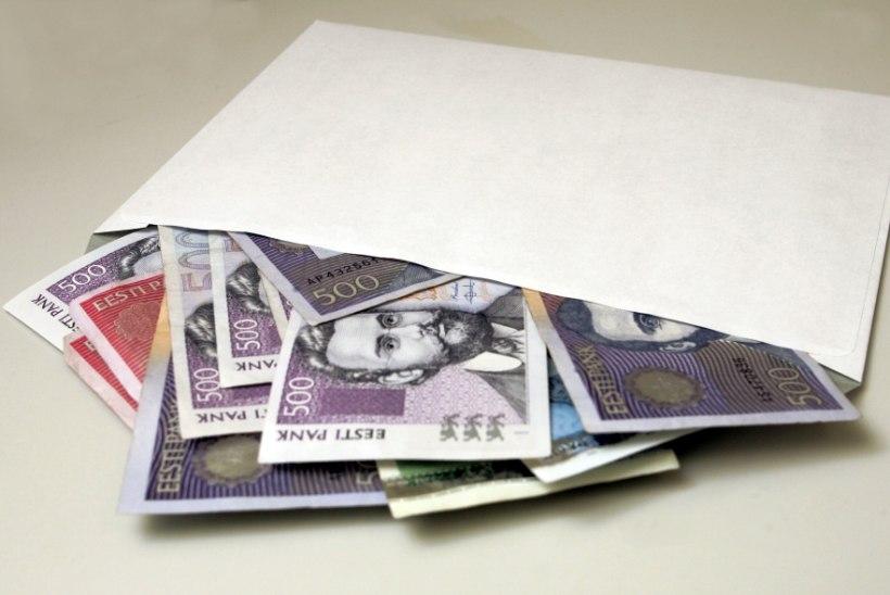 Kuidas rahvas rahata jäi – Maapank läks põhja