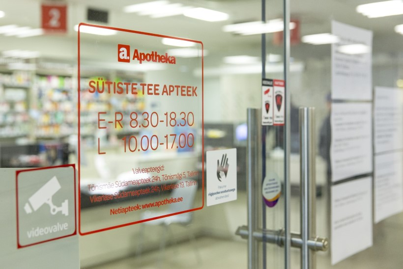 Apotheka vaidlustas kohtus PERHist välja kolimise