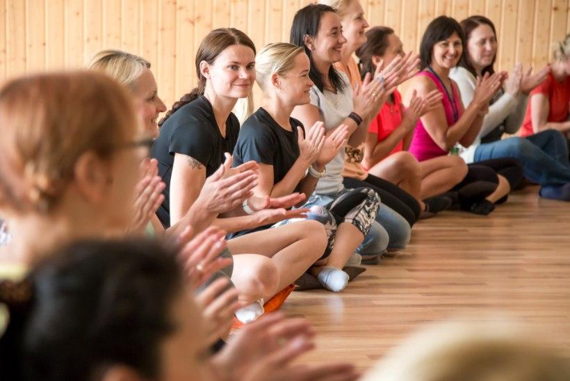 SUUR GALERII | Üle Eesti kogunenud liikumisõpetajad jagasid üksteisele kogemusi