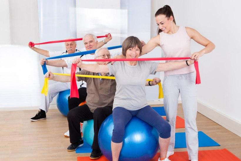 Üheksa asja, mida peaksid eakad sportimisel silmas pidama