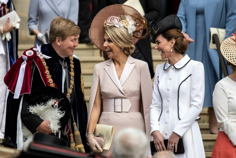 Hertsoginna Catherine säras Hispaania ja Hollandi kuningannaga võidu
