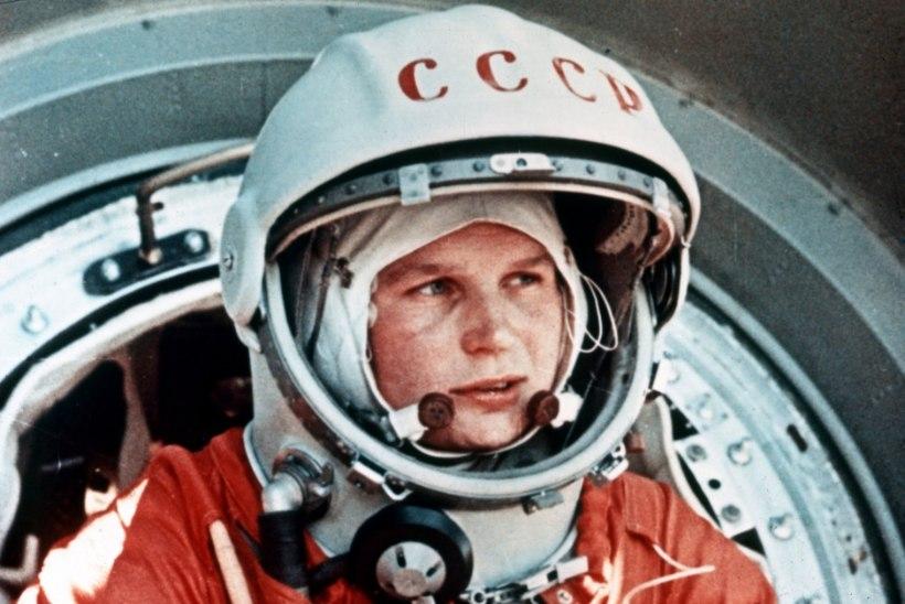 MINEVIKUHETK | 19. juuni: Valentina Tereškova naasis kosmosest