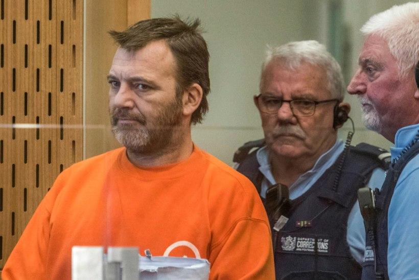 Uus-Meremaa mošeetulistaja videot jaganud mees mõisteti 21 kuuks trellide taha