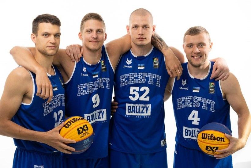ÕL AMSTERDAMIS | Eesti 3x3 koondis kaotas MMil ka Mongooliale ja ilmselt suurde mängu enam ei sekku