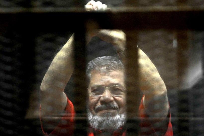 Miks suri ekspresident Morsi? Südameinfarkt või mõrv?