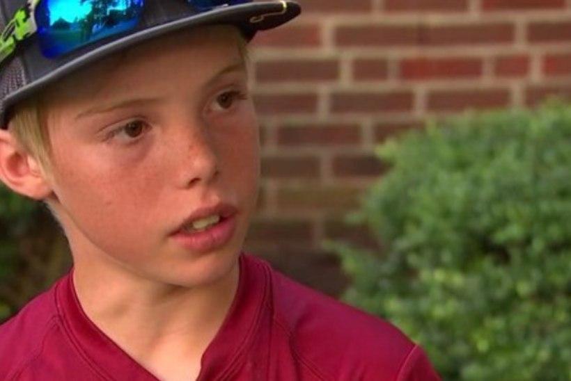"""""""ÜKSINDA KODUS"""" PÄRIS ELUS: 11aastane poiss peletas röövlid matšeetega minema"""