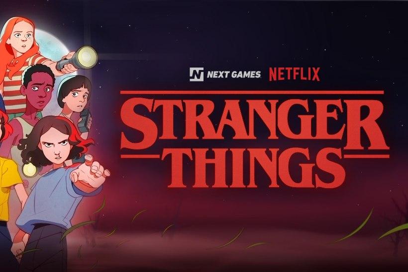 """NO PERKELE! Soomlased arendavad mängu hittseriaali """"Stranger Things"""" põhjal"""