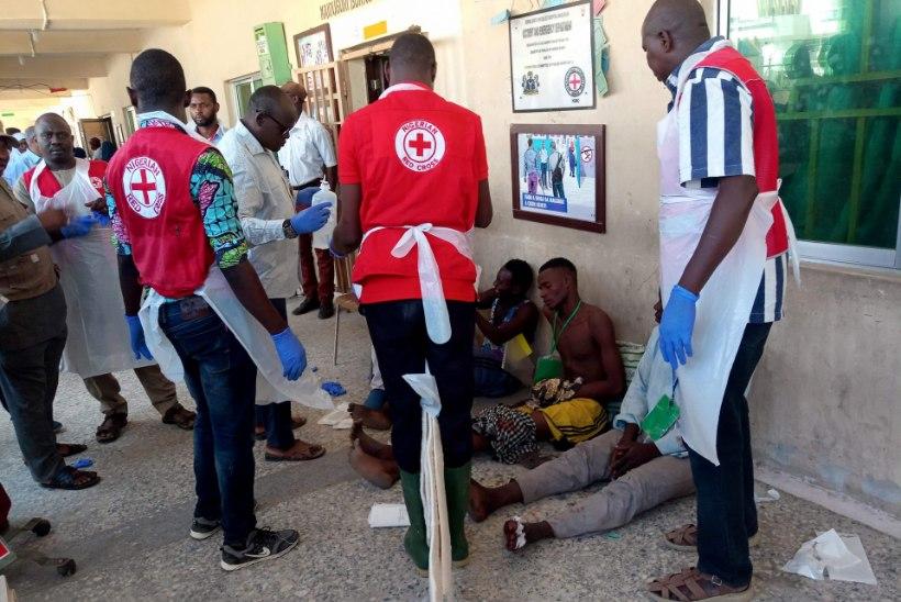 KOHUTAV: Nigeeria enesetapurünnakutes kasutati lapsi