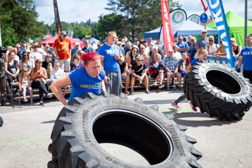 GALERII | Saage tuttavaks: nemad on Eesti kõige tugevamad mehed ja naised