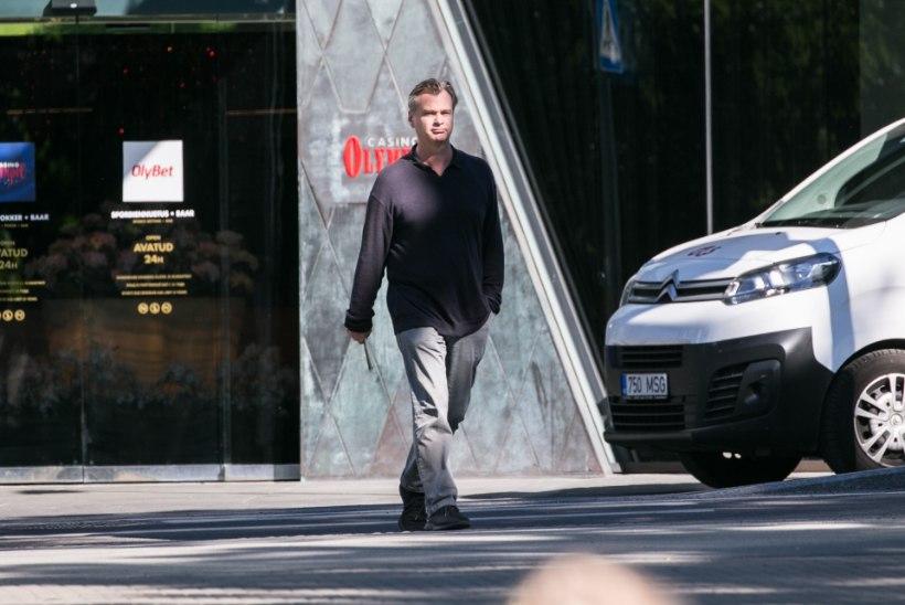 Martin Helme ja Tõnis Lukas toetavad plaani eraldada Christopher Nolani filmivõtetele viis miljonit eurot