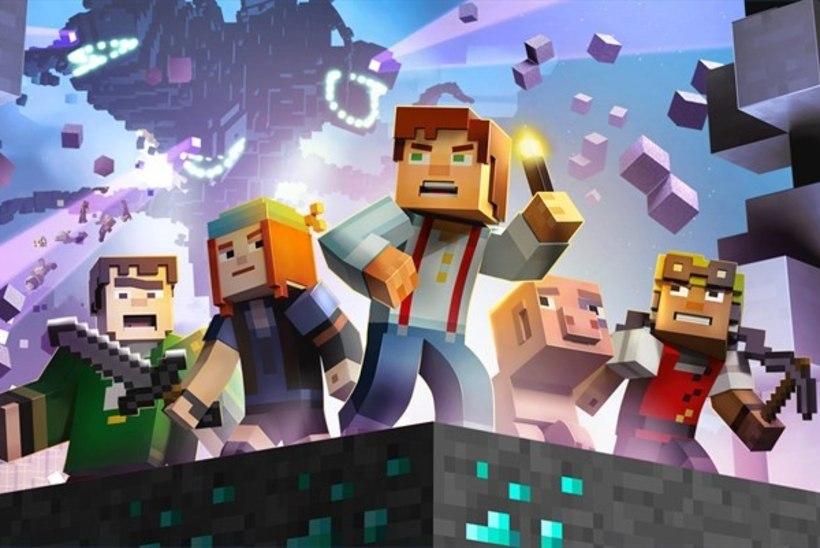 """JABUR? Miks maksavad """"Minecraft: Story Mode'i"""" episoodid 70 eurot tükk?"""