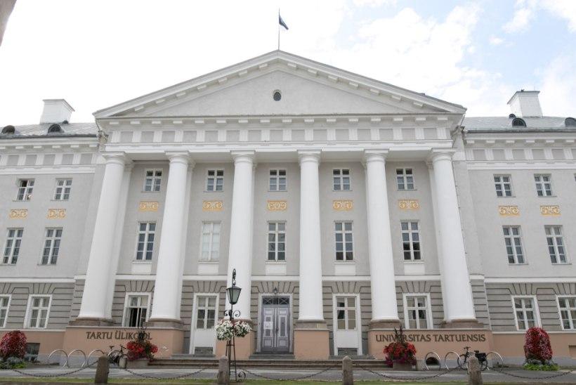 Tartu Ülikool tõusis maailma ülikoolide edetabelis kõigi aegade kõrgeimale kohale