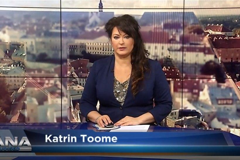 Tallinna TV-st koondatud Katrin Toome: juba kuu aega tagasi oli koosolek, kus öeldi, et asjad on halvasti