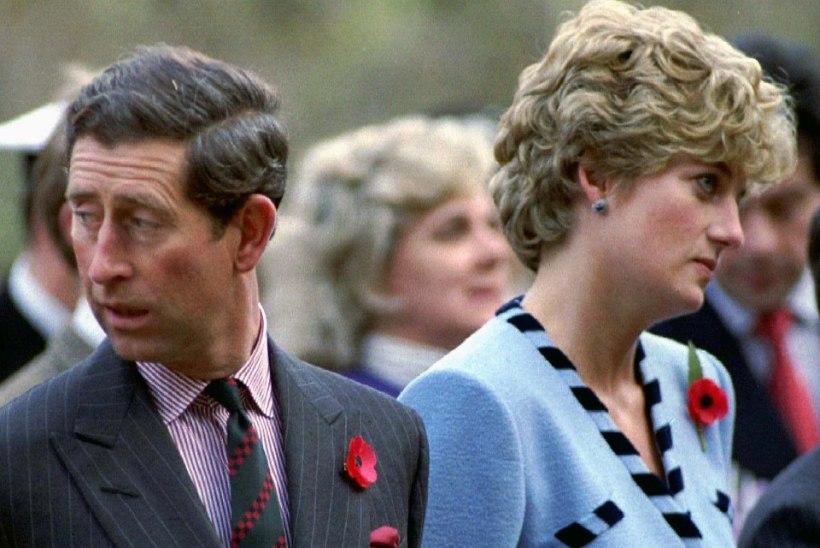 Kas prints Charles kahetses, et Dianaga nii ruttu abiellus?