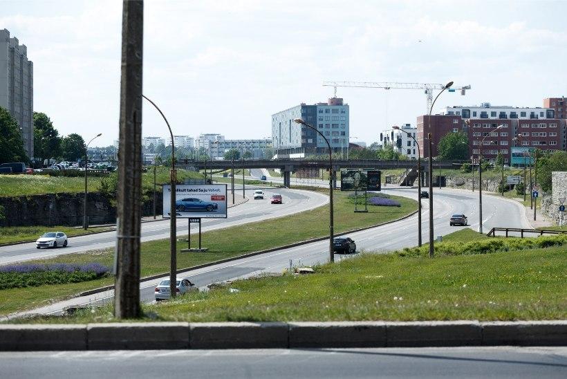 OTSUST POLE: Laagna tee kõrval on linnal Nolanile karmid nõudmised ka Pärnu maantee ja Liivalaia ristmiku sulgemiseks