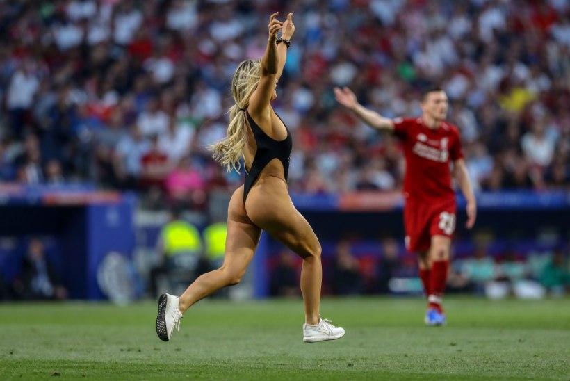 FOTOD | Suurele finaalile vürtsi lisanud daami populaarsus tegi tohutu hüppe