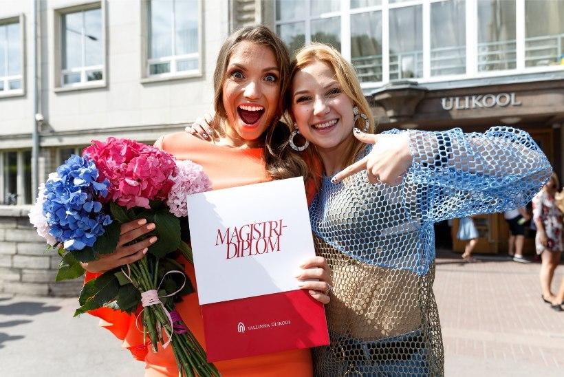 GALERII   Lauljatar Diana Varik lõpetas ülikooli: alustasin magistriõpinguid kümme aastat tagasi