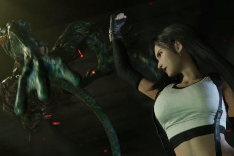 """LIIGA SUURED! Eetikakomisjon nõudis """"Final Fantasy VII"""" tegelase büsti vähendamist"""