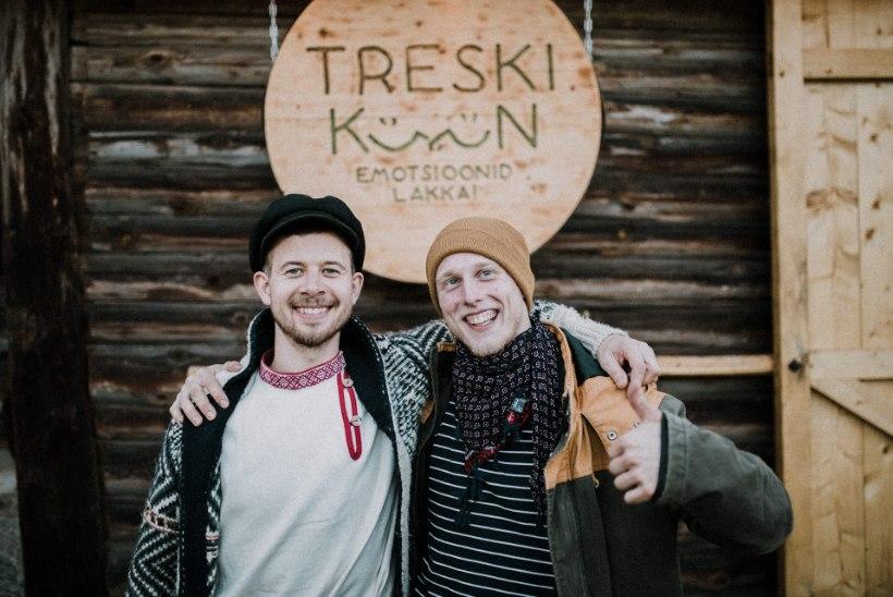 Jalmar Vabarna saadab Treski küüni puhkusele: väikeses kohas väikeste toetustega suurt asja teha on raske