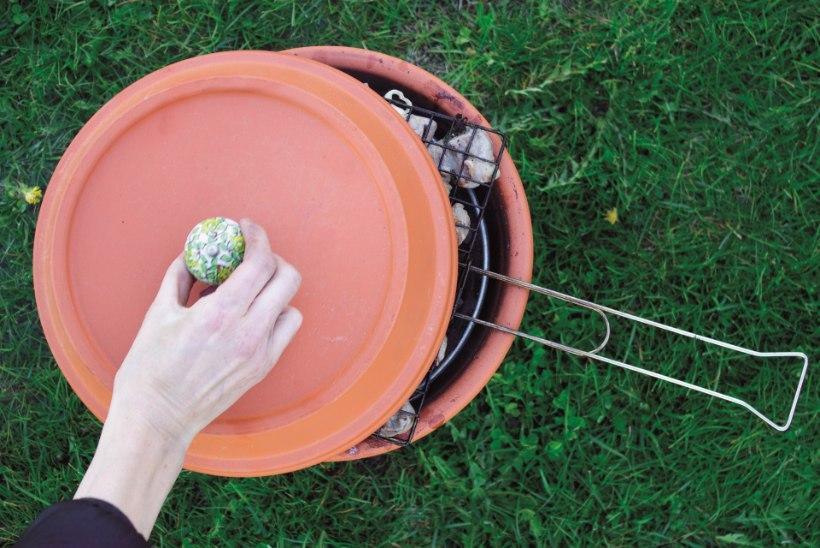 Tähelepanu, vardad valmis panna! Vaata, kuidas kerge vaevaga üks pisike grill meisterdada!