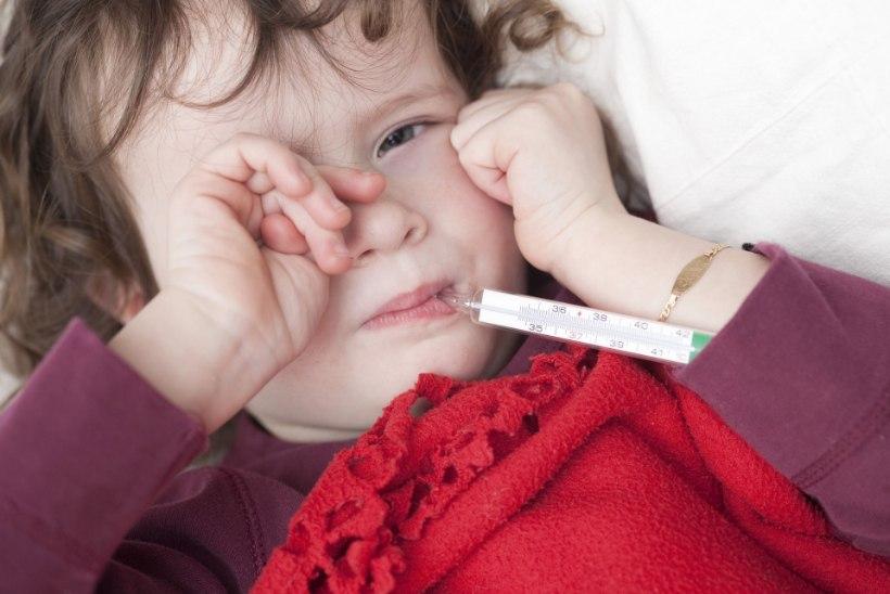 UNUSTATUD HAIGUSED TÕSTAVAD PEAD. Perearst muretseb: leetrid ees, teised vaktsiinvälditavad haigused järel