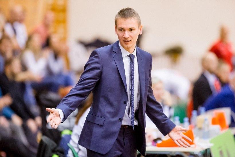 Rannula jätkab Pärnu peatreenerina, klubil on suured plaanid