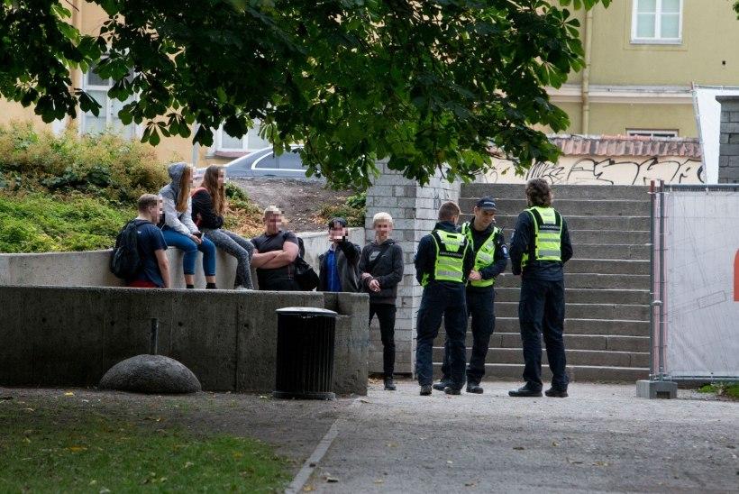 Noortekeskus vastuseks politseile: noortekeskus pole karistusasutus