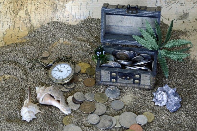 AVESTA 21. juuni   Päev on seotud varanduse ja raha kogumisega